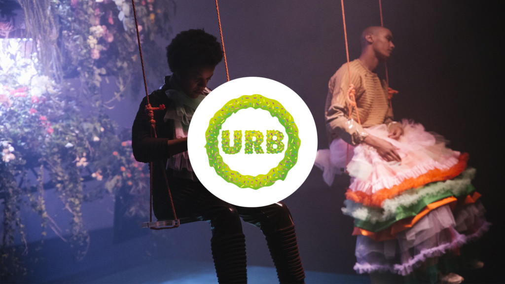 URB17 festival logo.