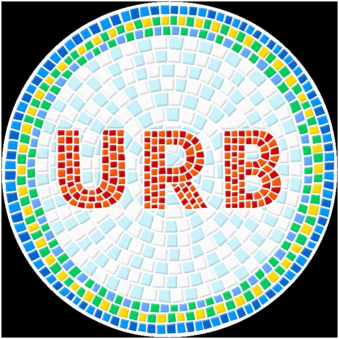 URB-festivaalin logo